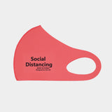 Social Distancing Statement Mask - iBESTEST.com