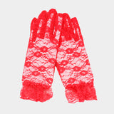 Lace Gloves - iBESTEST.com