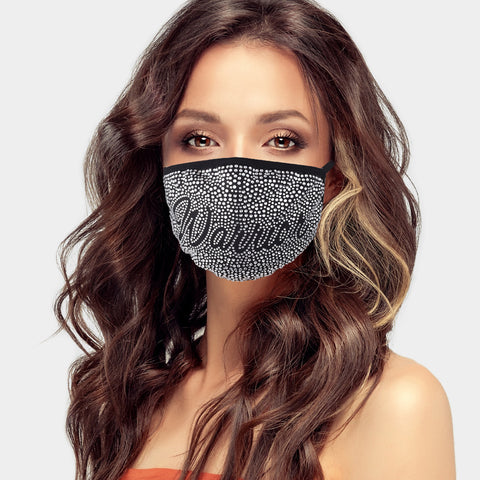 Nikki's Warrior Mask
