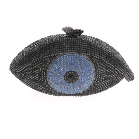 Bestest Crystal Eye Clutch Ever !