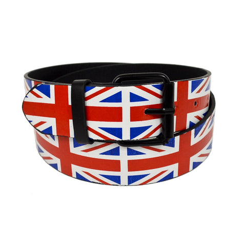 British Flag Belt