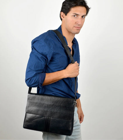 Men's Messenger Crossbody
