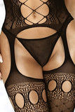 Women's Fishnet G-String