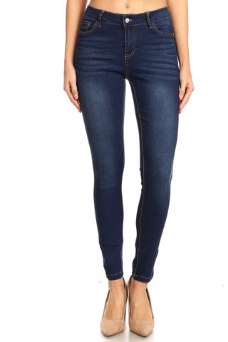 Women's Skinny Denim Jeans