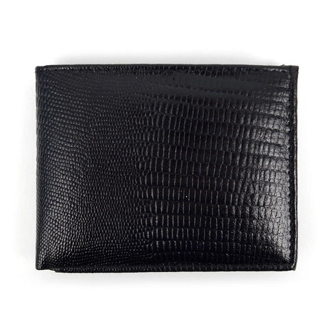 Black Reptile Wallet