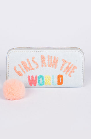 Girls Run the World Wallet
