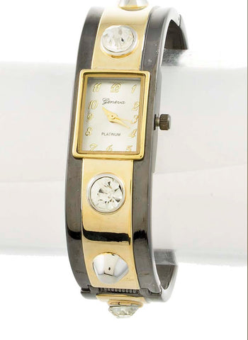 Gold Cuff Watch