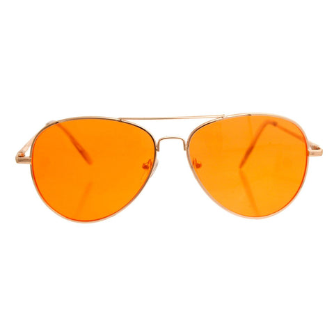 Retro Aviator Shades - iBESTEST.com