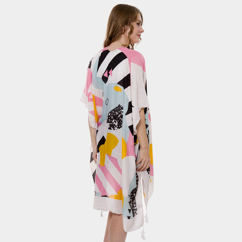 Statement Abstract Kimono - iBESTEST.com