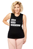 Earn Your Cocktails Tank