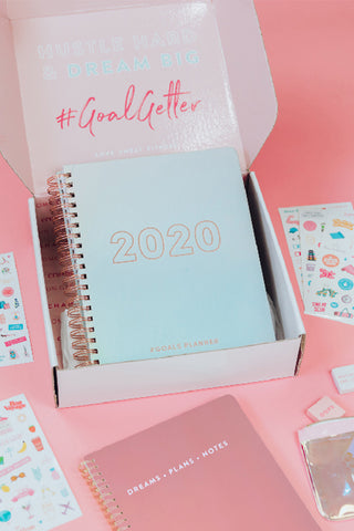 Get it Together, Girlfriend - Planner BUNDLE