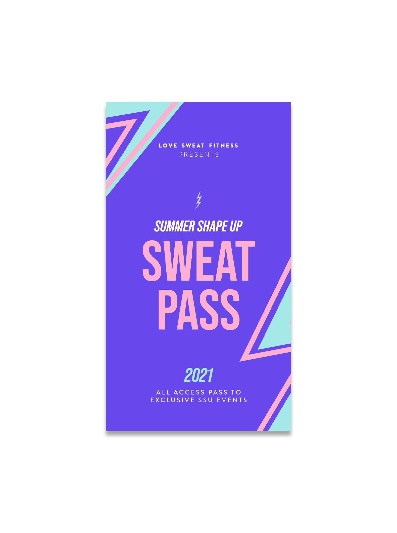GET YOUR VIP SWEAT PASS