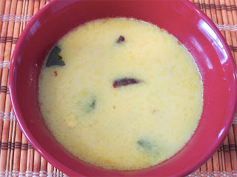 Little Millet Porridge