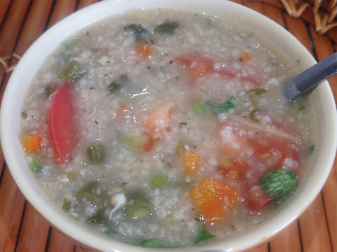 Mixed Millet Soup
