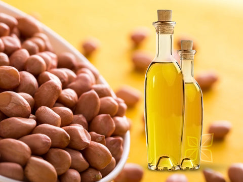 Peanut Oil - Groundnut Oil facts