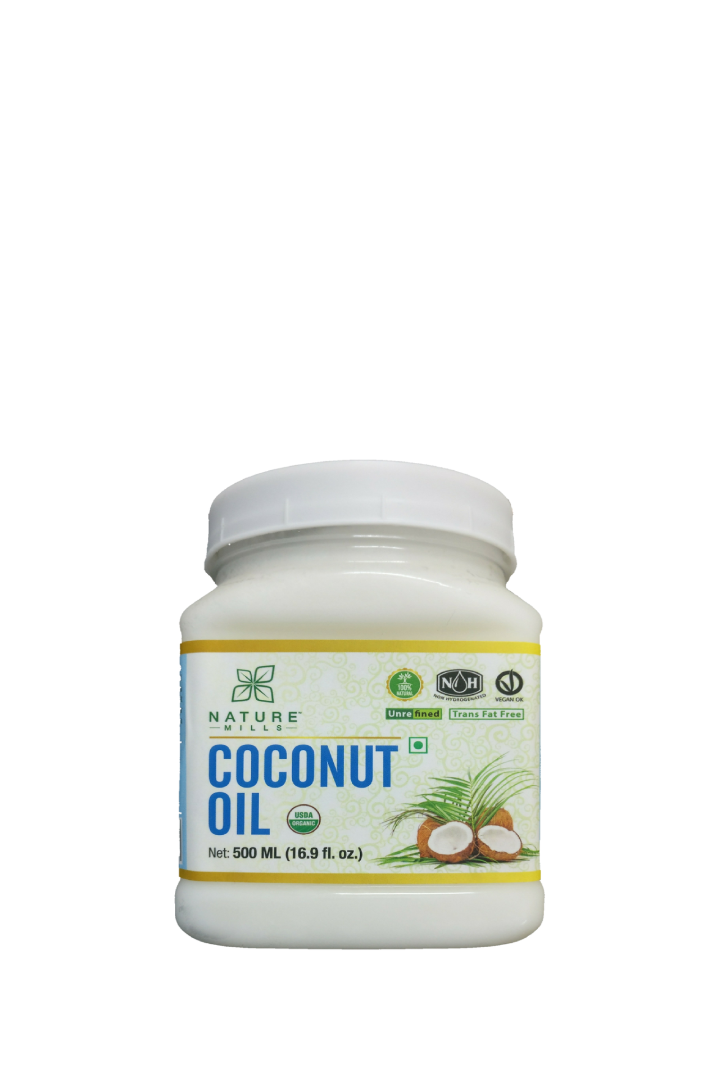 Organic Coconut Oil 500 ML