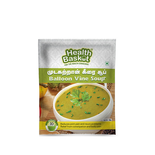 Soups and Health Mixes