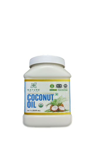 Organic Coconut Oil 1000 ML