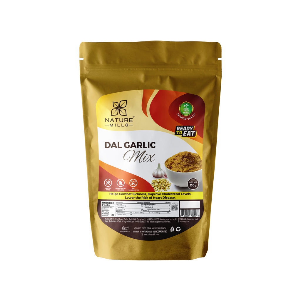 Dal Garlic Rice Mix