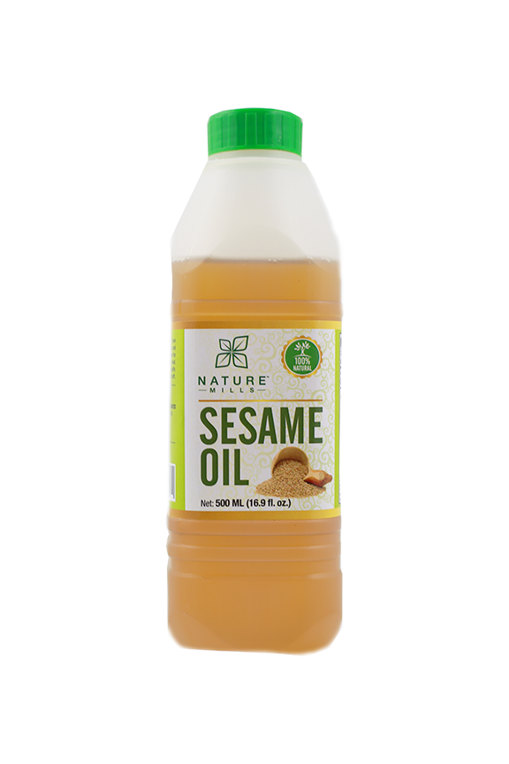 Natural Sesame Oil 500 ML