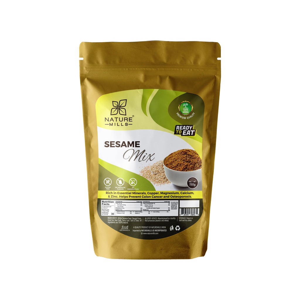 Sesame Rice Mix