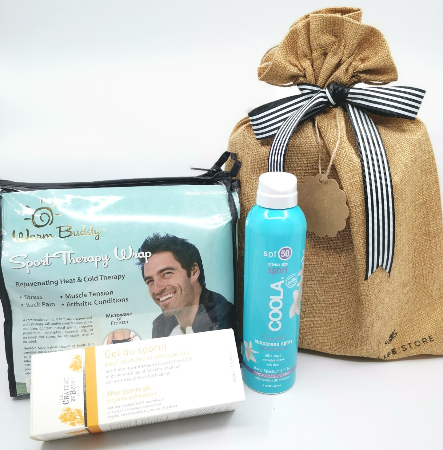 Sun & Sweat Gift Set