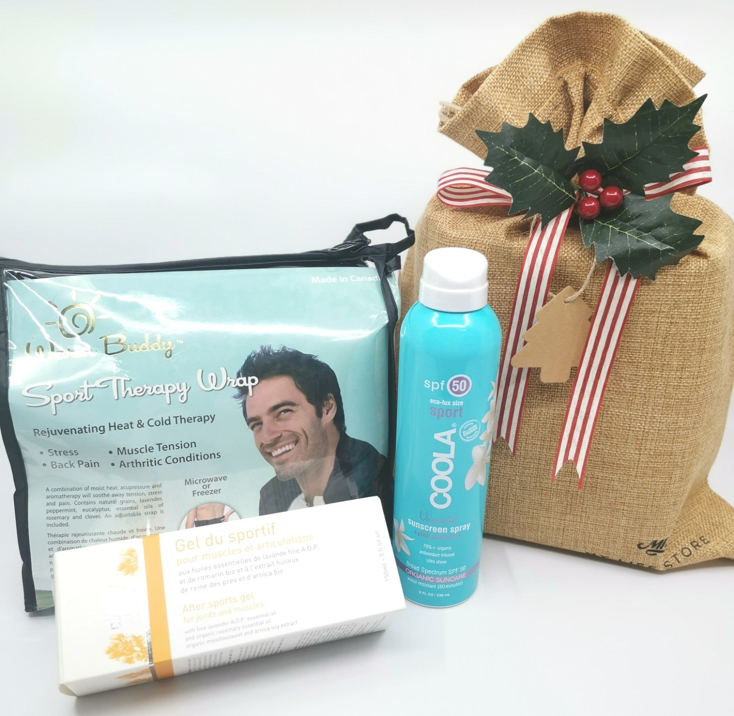Sun & Sweat Xmas Gift Set