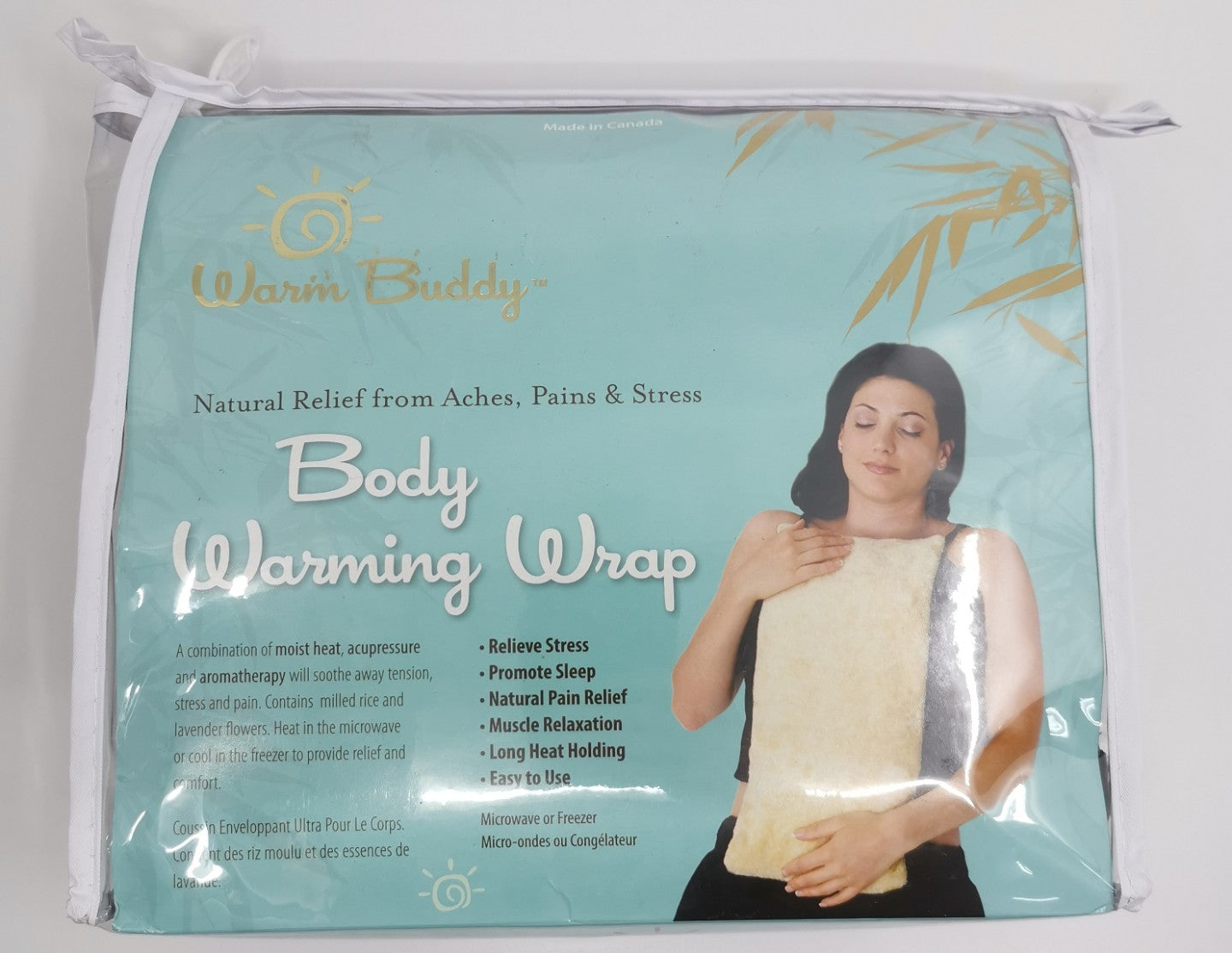 Warm Buddy Body Warming Wrap