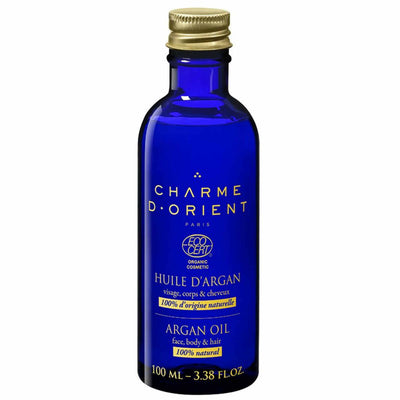 CHARME D'ORIENT Organic Argan Oil (Face, Body & Hair) 100ml