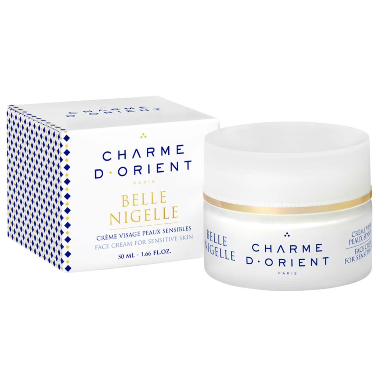 Charme D'Orient BELLE NIGELLE Face Cream for Sensitive Skin