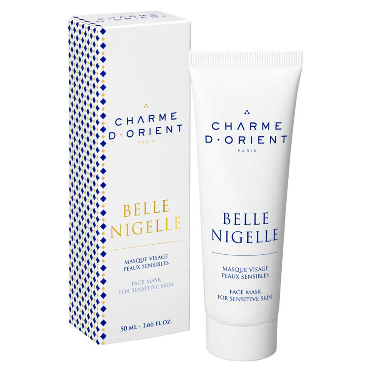 CHARME D'ORIENT BELLE NIGELLE Face Mask for Sensitive Skin