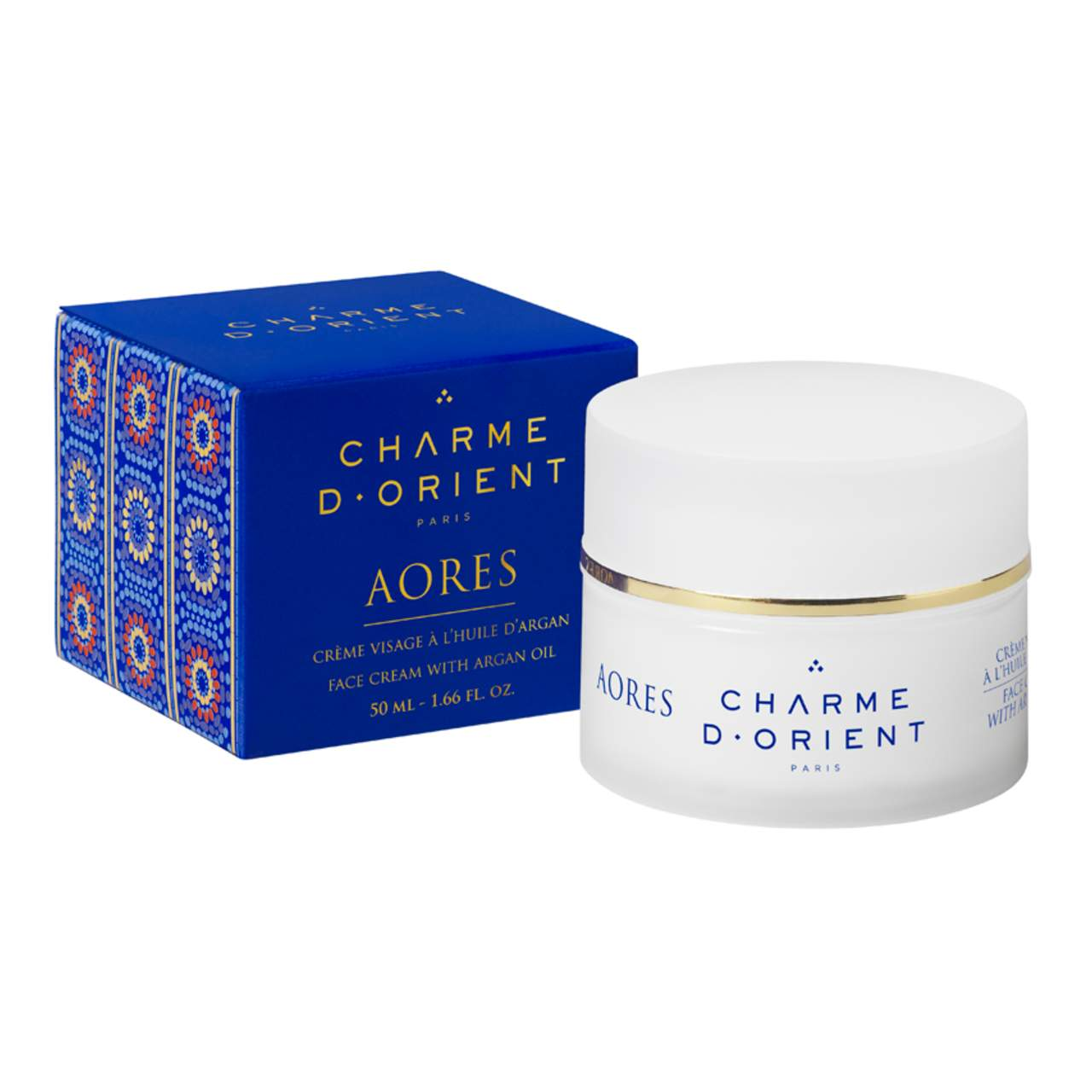 CHARME D'ORIENT Face Cream with Argan Oil