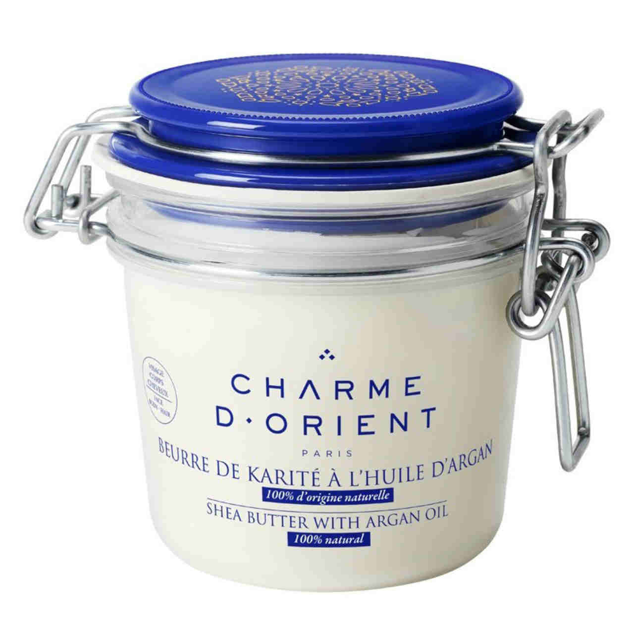 CHARME D'ORIENT Shea Butter with Argan Oil - Unscented