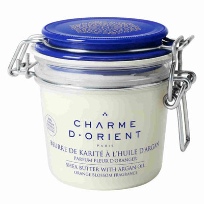 CHARME D'ORIENT Shea Butter with Argan Oil - Orange Blossom