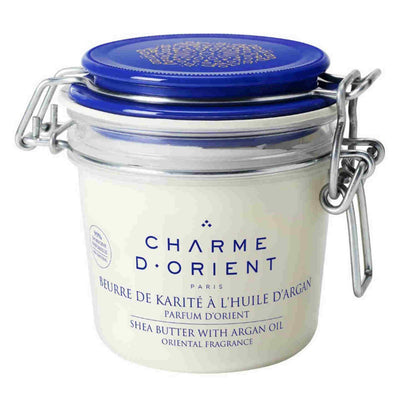 CHARME D'ORIENT Shea Butter with Argan Oil - Oriental