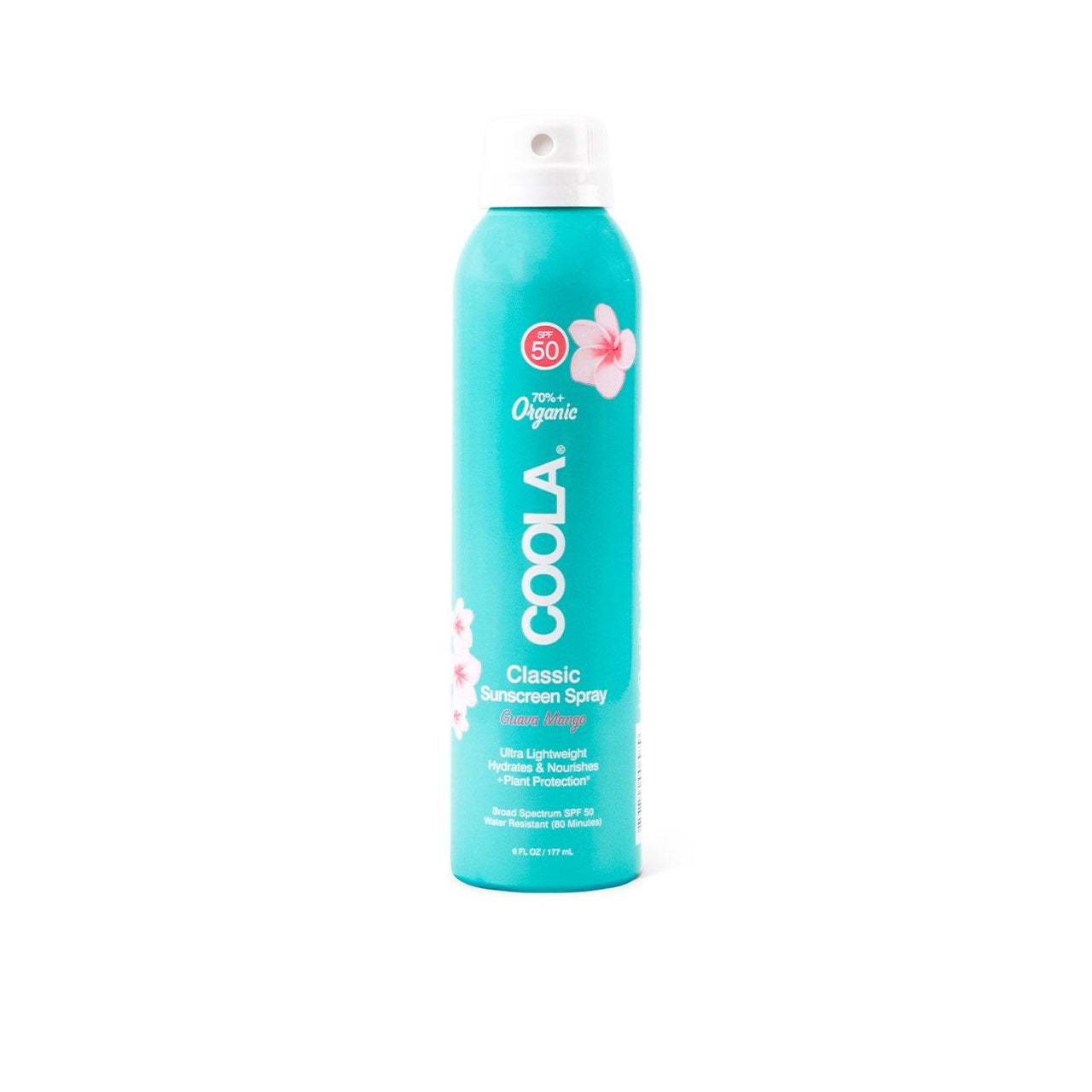 COOLA Classic SPF50 Guava Mango Sunscreen Spray