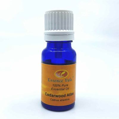 ESSENCE VALE Cedarwood Atlas 100% Pure Essential Oil