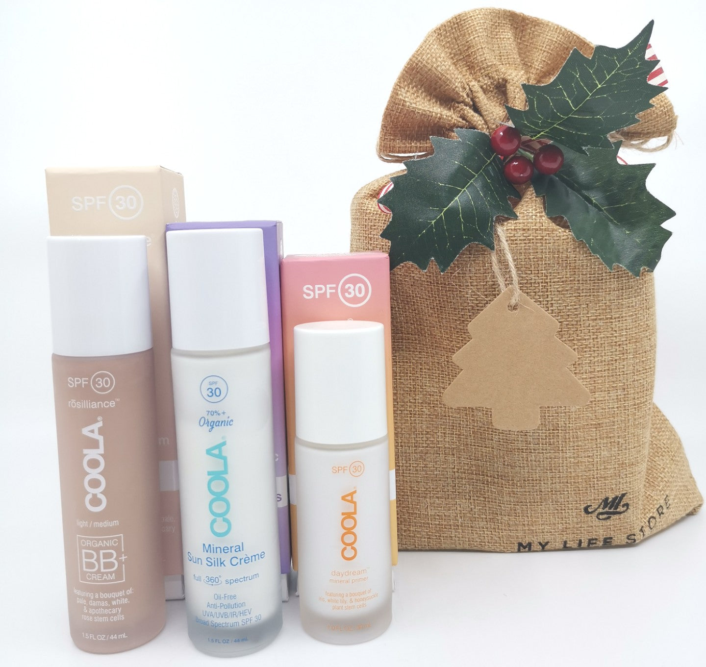 Coola Ladies Xmas Gift Set