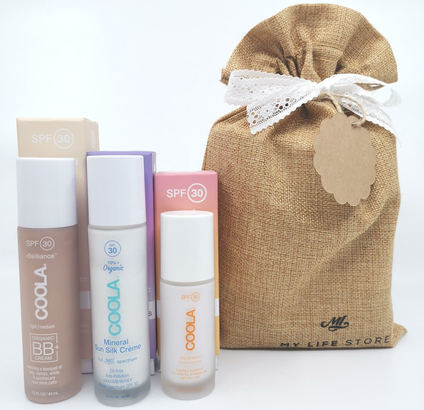 Coola Ladies Gift Set