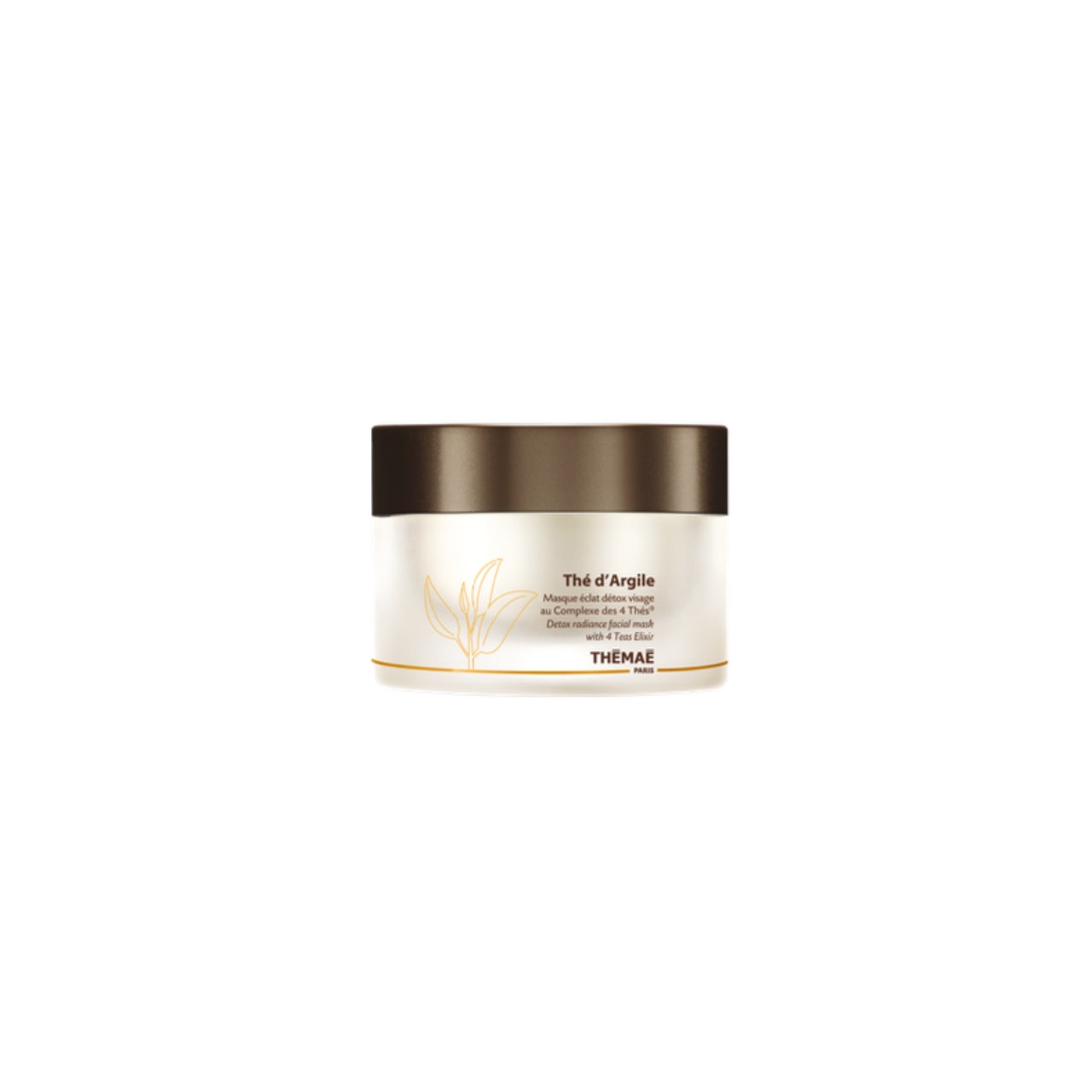 THEMAE Detox radiance facial mask