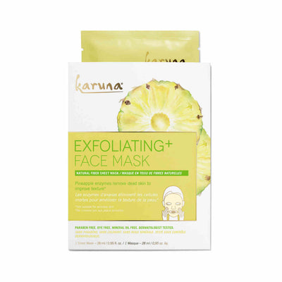 KARUNA Exfoliating+ Face Mask Single