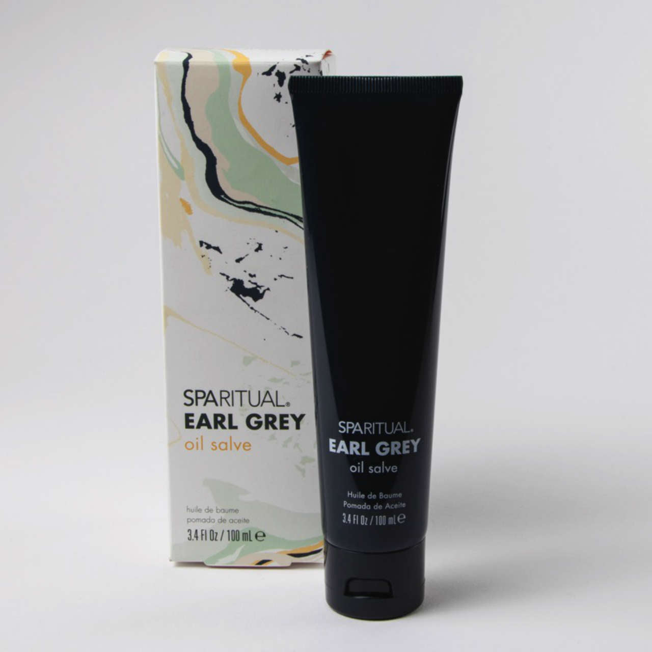 SPARITUAL Earl Grey Vegan Oil Salve