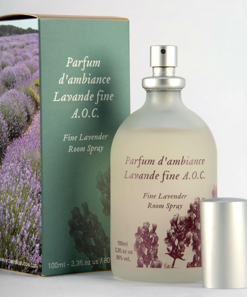 Le Chateau Du Bois FINE LAVENDER ROOM SPRAY