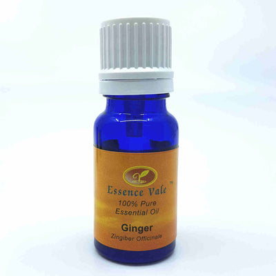 ESSENCE VALE 100% Pure Ginger Essential Oil
