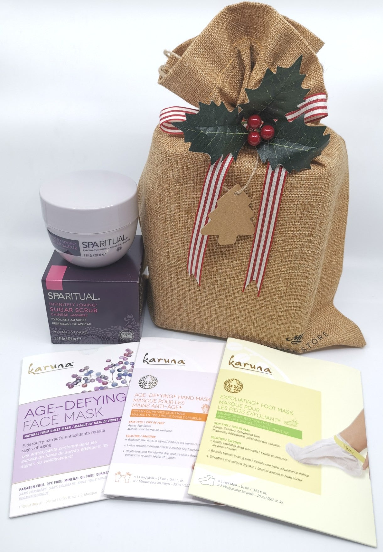 Pamper Me Home Spa Xmas Gift Set