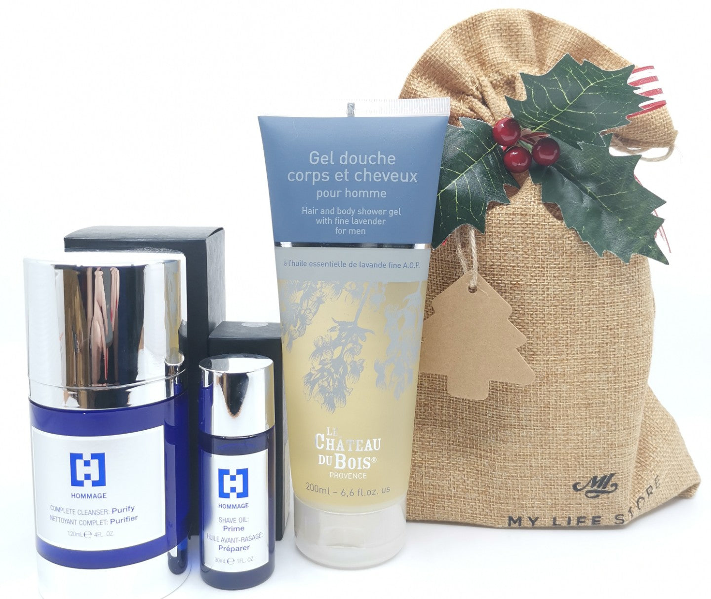The Gentleman Xmas Gift Set