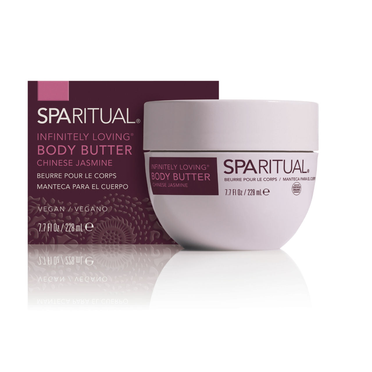 SPARITUAL Infinitely Loving Body Butter Box