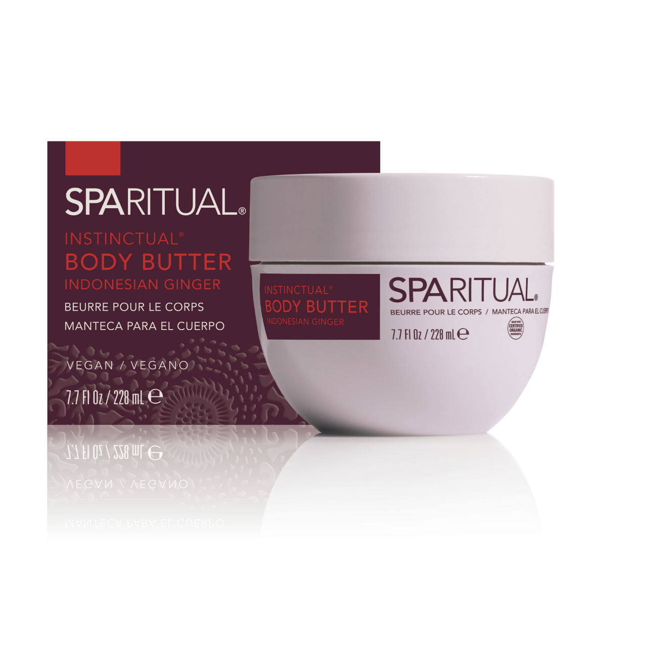 SPARITUAL Instinctual Body Butter Box