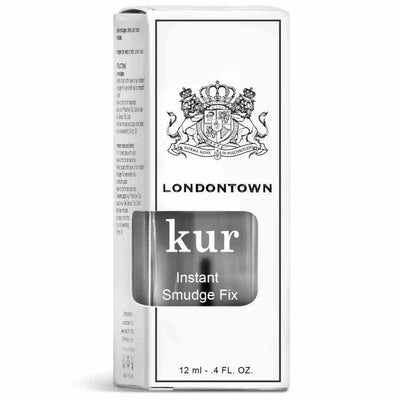 LONDONTOWN Kur Instant Smudge Fix Box Packaging