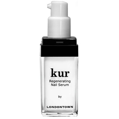LONDONTOWN Kur Regenerating Nail Serum Opened Bottle